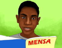 Ramarni Wilfred, Eleven-Year-Old Genius