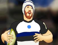Mat Gilbert -- Deaf Rugby Star!