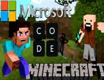 Microsoft Teaches Coding to Kids with MineCraft