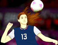 Alex Morgan -- Soccer Super Star