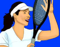 Johanna Konta - Rising Tennis Star